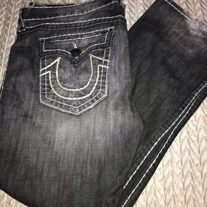 True Religion Mens's denim Jeans.